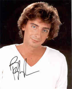 Barry Manilow free piano sheets